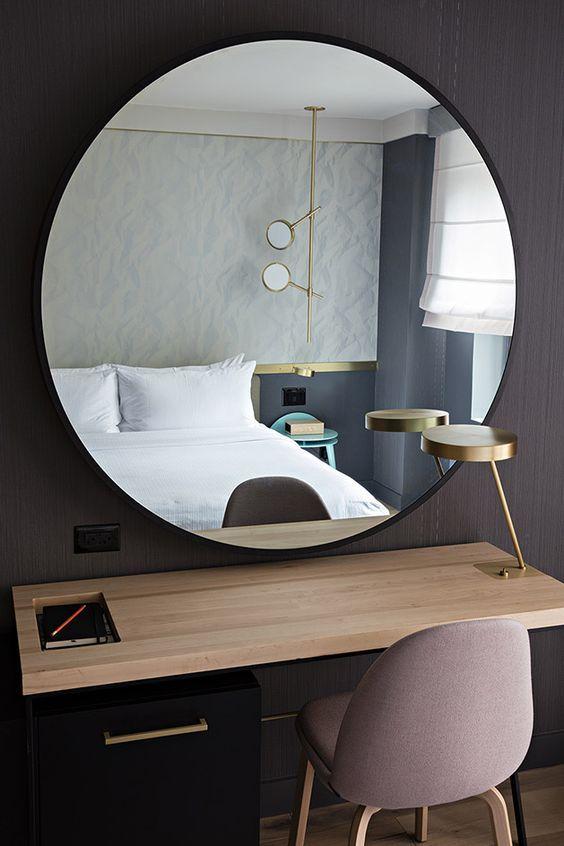 Déco 2.0 Round mirror 6