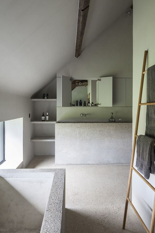 Déco 2.0 Farmhouse renovation Knokke 12