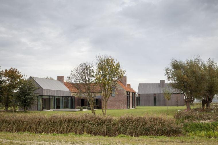 Déco 2.0 Farmhouse renovation Knokke 13