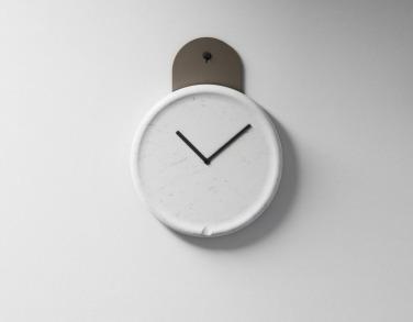 Déco 2.0 Horloge Tanko par Retegui marbrerie 2