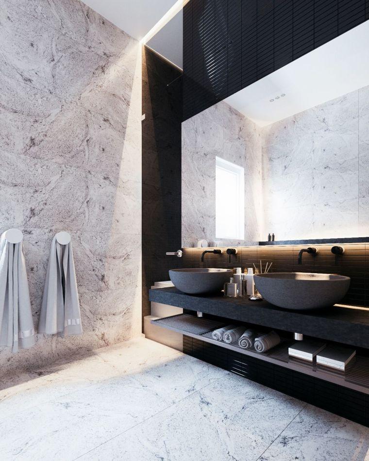 Déco 2.0 Marble bathroom