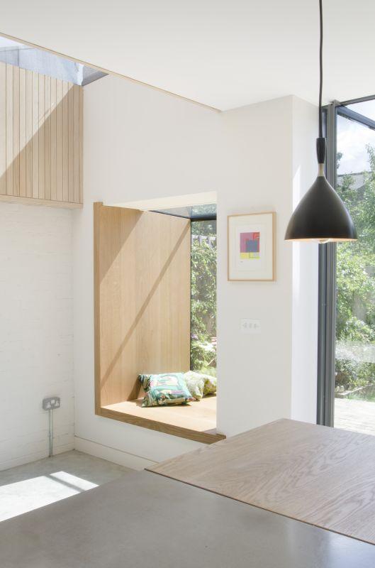 Deco 2.0 Bow window or Window seat 6