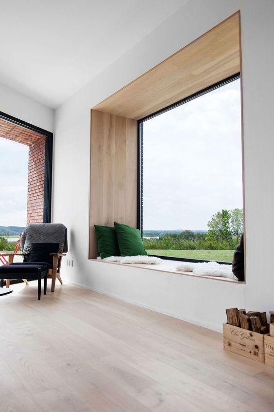Deco 2.0 Bow window or Window seat 9