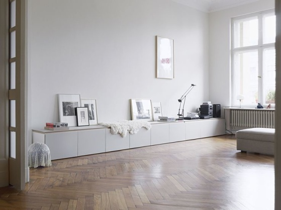Ikea besta 20 inspirations tendance a d couvrir deco 2 0 for Sideboard 3 meter lang